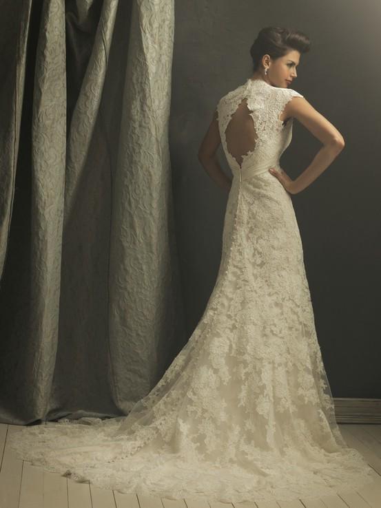 Svadobné šaty, čo sa mi páčia :) - Obrázok č. 59