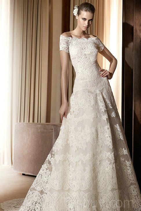 Svadobné šaty, čo sa mi páčia :) - Obrázok č. 60