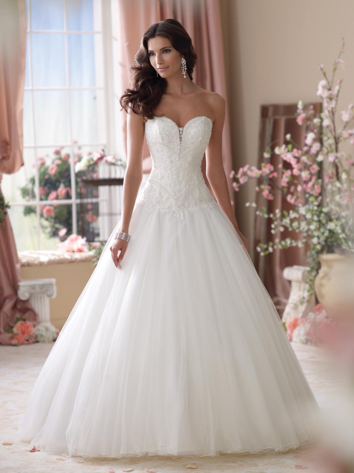 Svadobné šaty, čo sa mi páčia :) - Obrázok č. 61