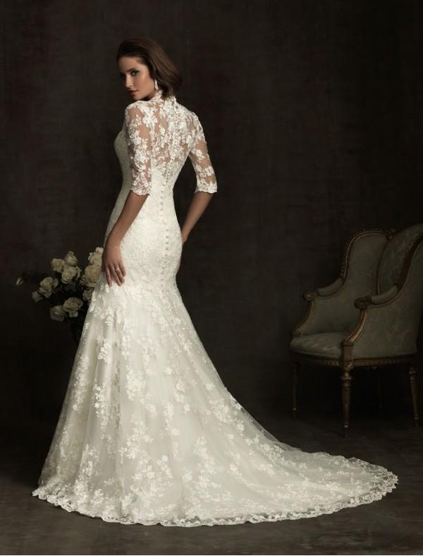 Svadobné šaty, čo sa mi páčia :) - Obrázok č. 63