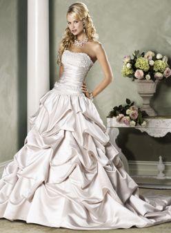 Svadobné šaty, čo sa mi páčia :) - Obrázok č. 65