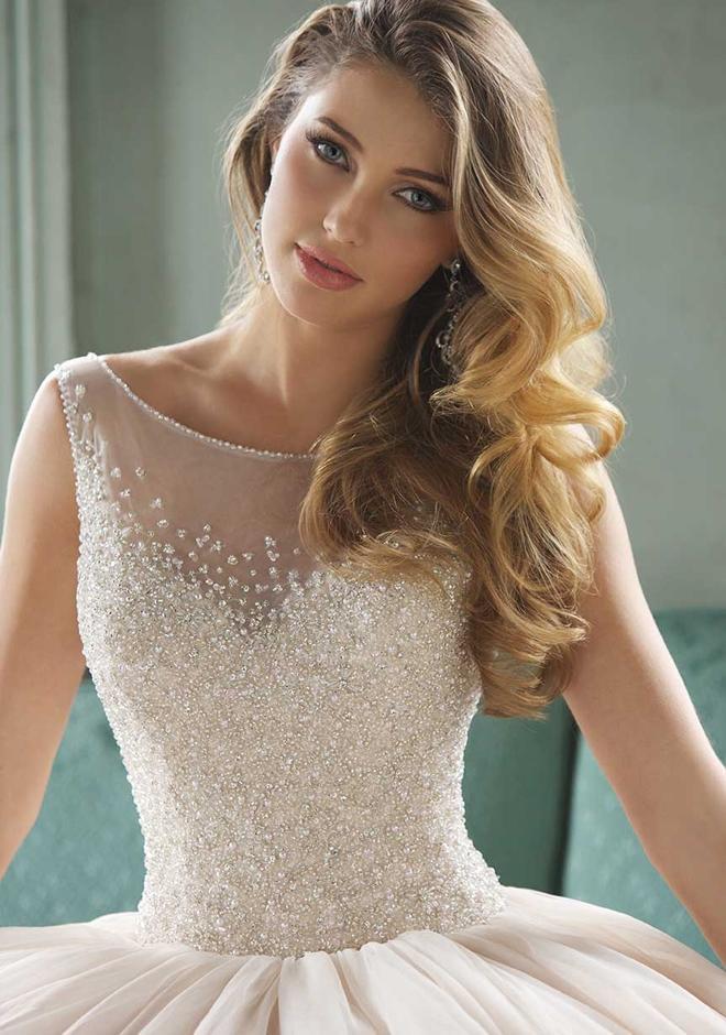 Svadobné šaty, čo sa mi páčia :) - Obrázok č. 69
