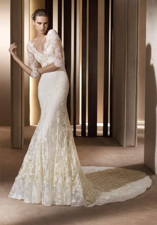 Svadobné šaty, čo sa mi páčia :) - Obrázok č. 71