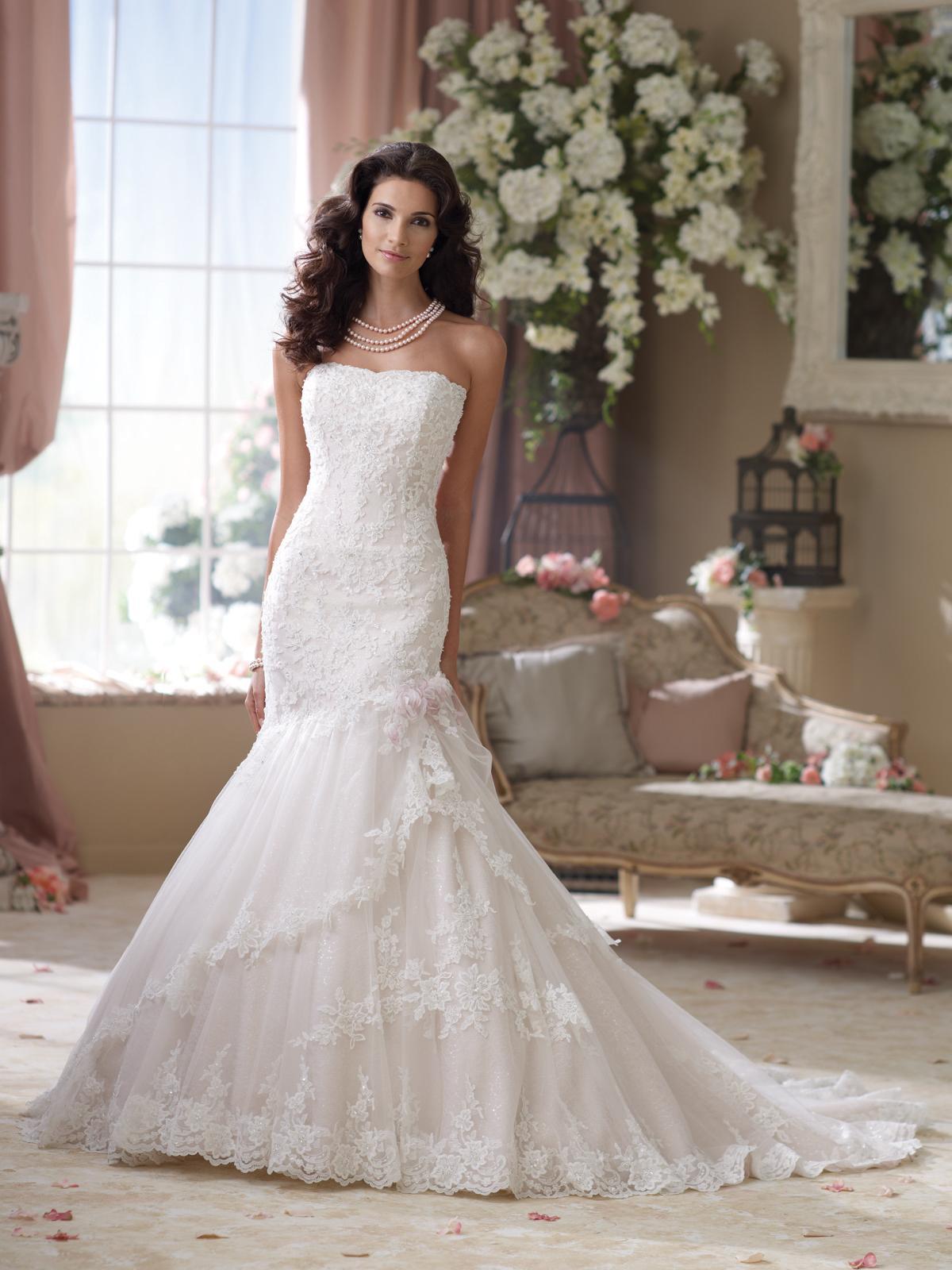 Svadobné šaty, čo sa mi páčia :) - Obrázok č. 72