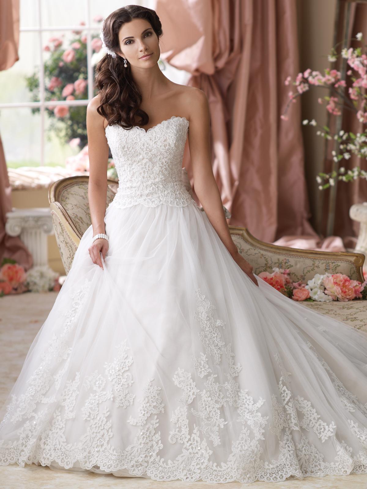 Svadobné šaty, čo sa mi páčia :) - Obrázok č. 73