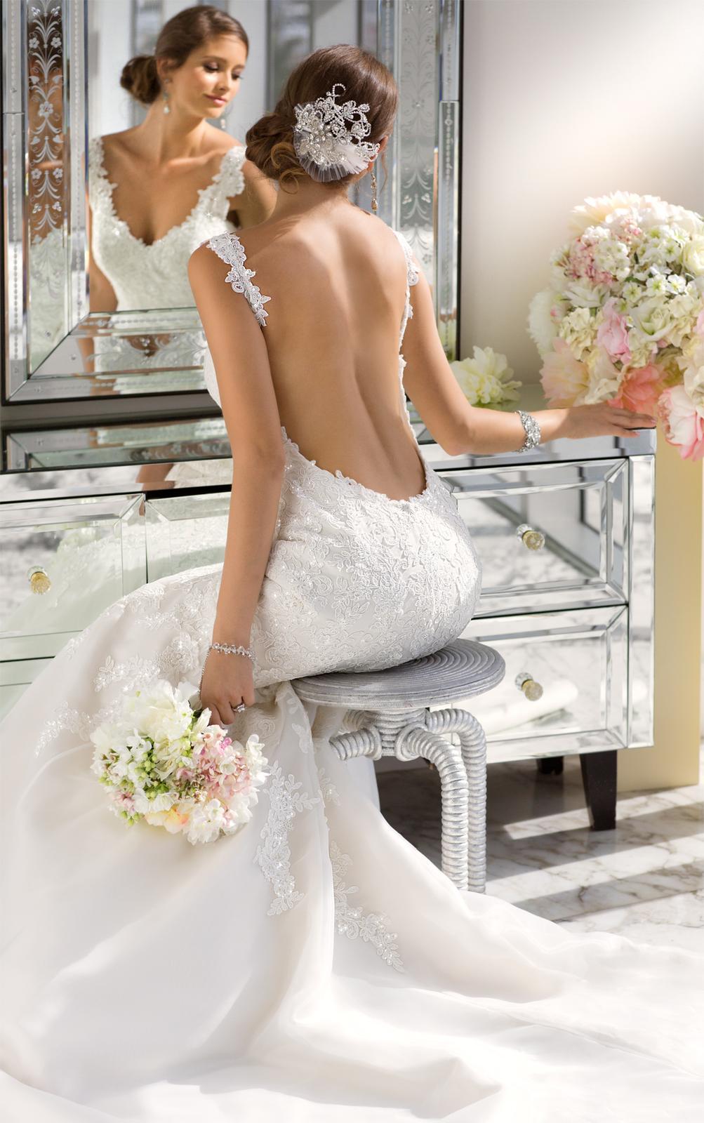 Svadobné šaty, čo sa mi páčia :) - Obrázok č. 75