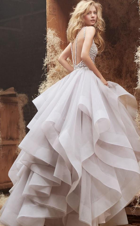 Svadobné šaty, čo sa mi páčia :) - Obrázok č. 76