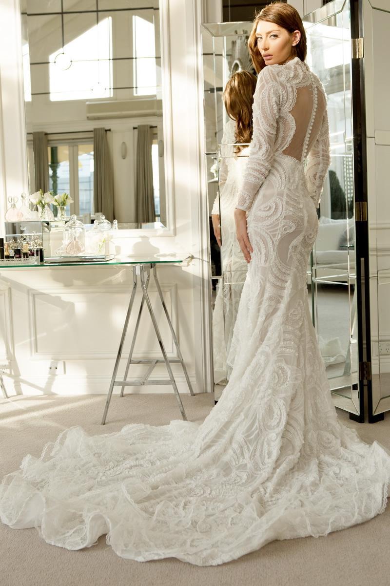 Svadobné šaty, čo sa mi páčia :) - Obrázok č. 77