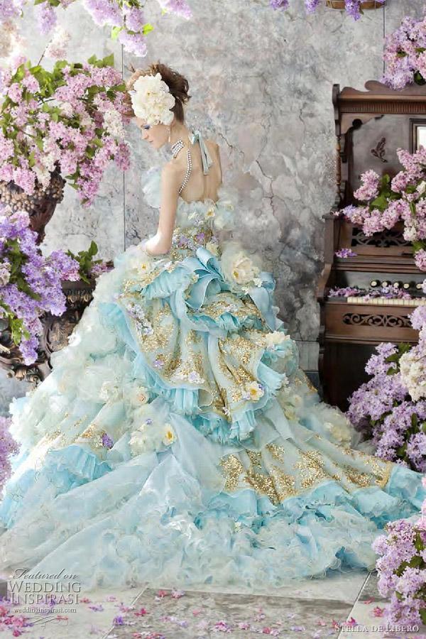 Svadobné šaty, čo sa mi páčia :) - Obrázok č. 79