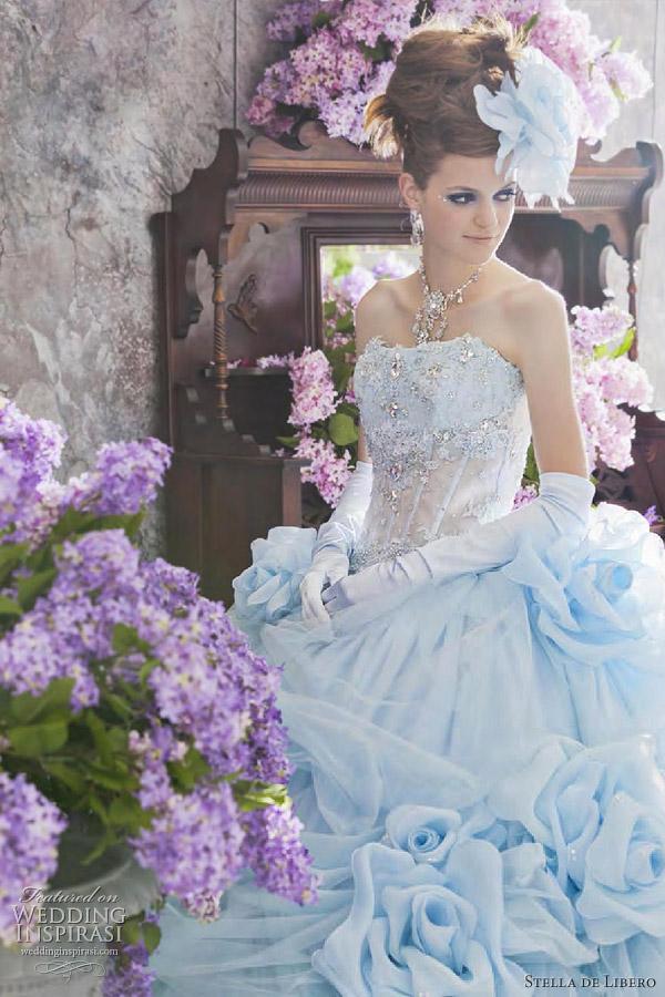 Svadobné šaty, čo sa mi páčia :) - Obrázok č. 84