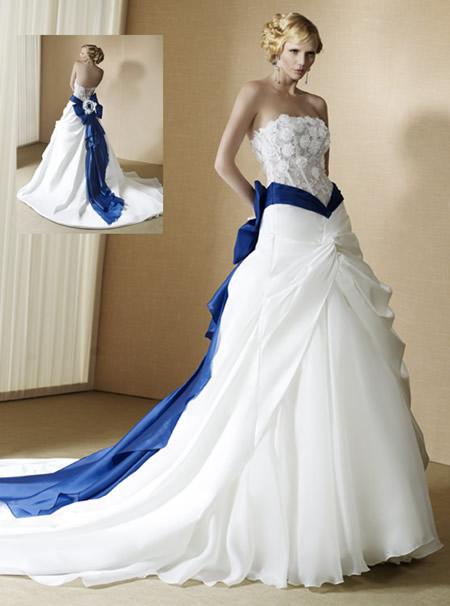 Svadobné šaty, čo sa mi páčia :) - Obrázok č. 86