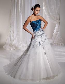 Svadobné šaty, čo sa mi páčia :) - Obrázok č. 93