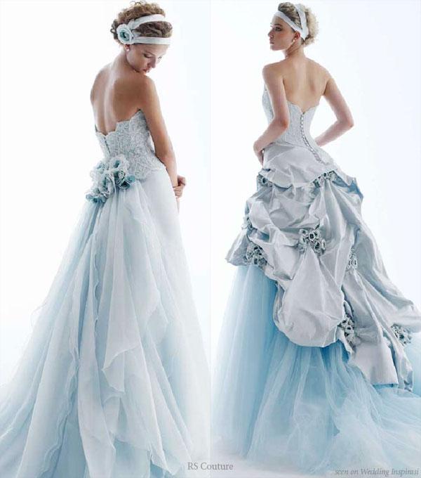 Svadobné šaty, čo sa mi páčia :) - Obrázok č. 96