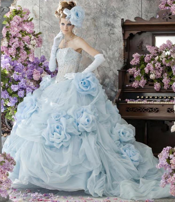Svadobné šaty, čo sa mi páčia :) - Obrázok č. 98