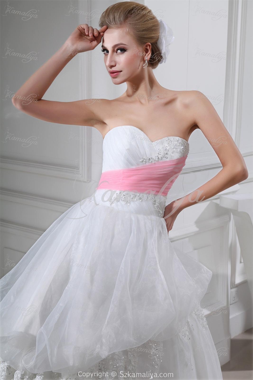 Svadobné šaty, čo sa mi páčia :) - Obrázok č. 99