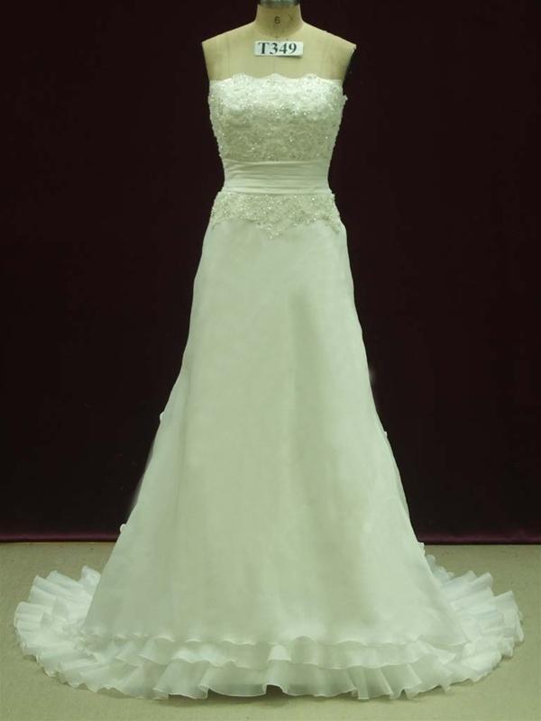 Svadobné šaty, čo sa mi páčia :) - Obrázok č. 178