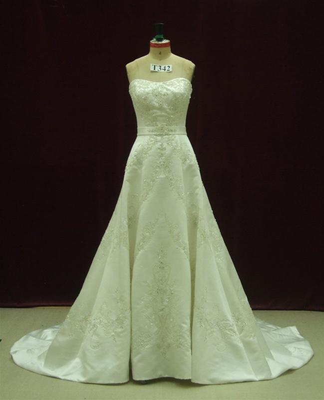 Svadobné šaty, čo sa mi páčia :) - Obrázok č. 180