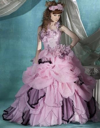 Svadobné šaty, čo sa mi páčia :) - Obrázok č. 195
