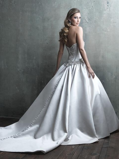 Svadobné šaty, čo sa mi páčia :) - Obrázok č. 208