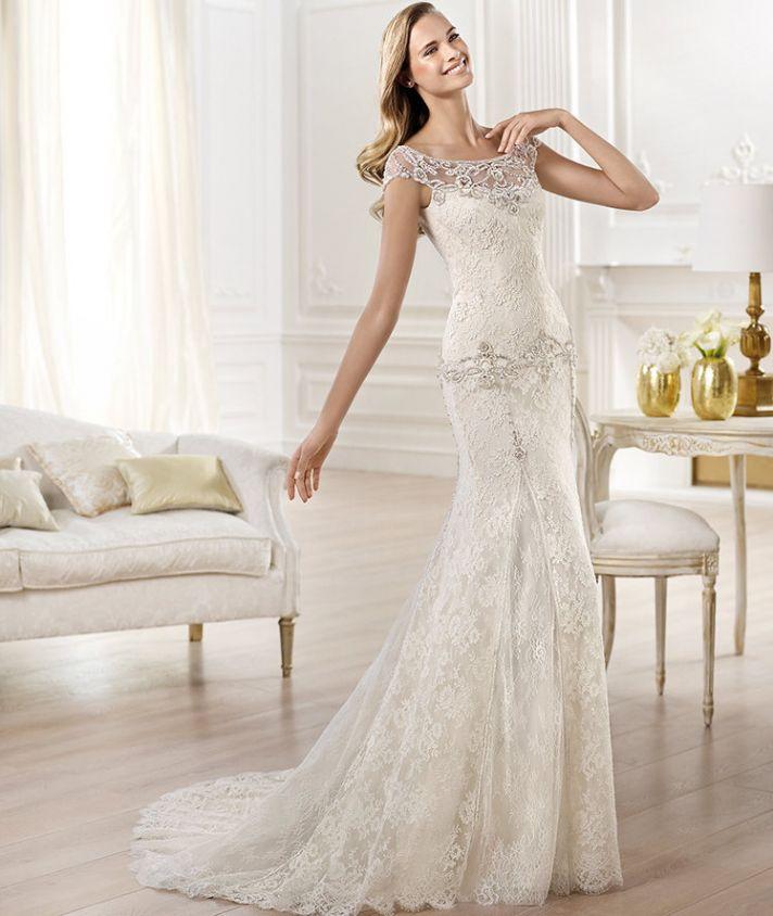 Svadobné šaty, čo sa mi páčia :) - Obrázok č. 247