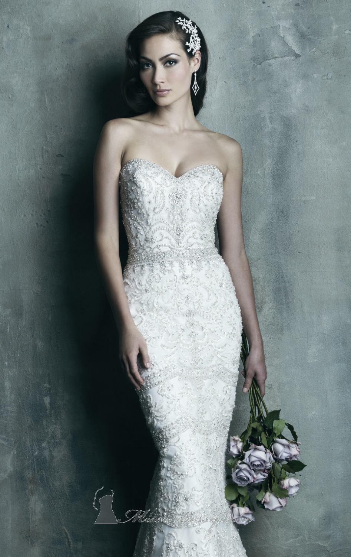 Svadobné šaty, čo sa mi páčia :) - Obrázok č. 305