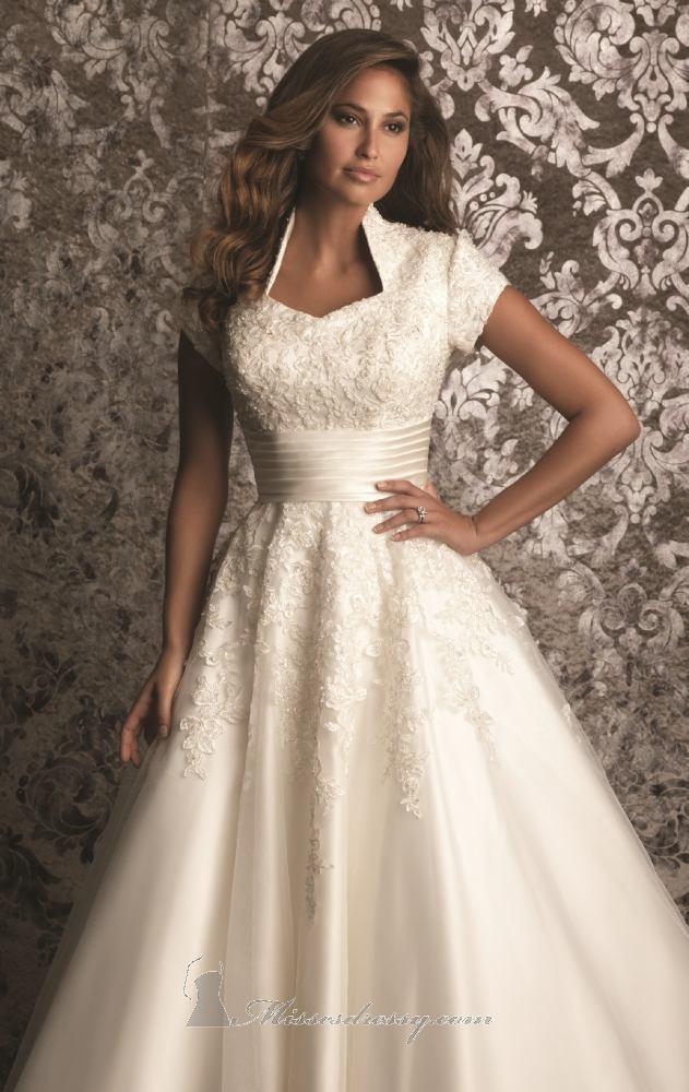 Svadobné šaty, čo sa mi páčia :) - Obrázok č. 396