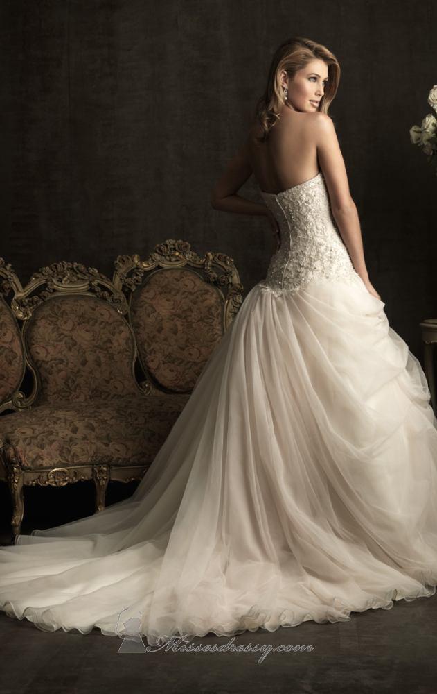 Svadobné šaty, čo sa mi páčia :) - Obrázok č. 398