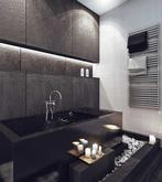 Viac obrázkov na: http://www.kupelnovy-manual.sk/luxus-v-ciernom/