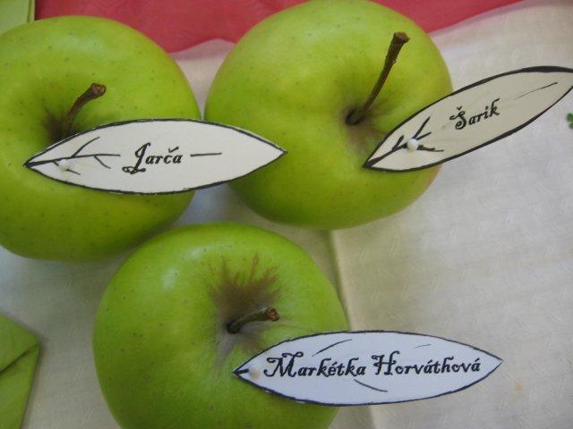 Zdenka{{_AND_}}Rosťa - jablíčka měla úspěch