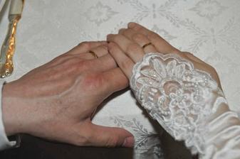už jsme manželé