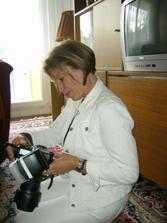 naše fotografka