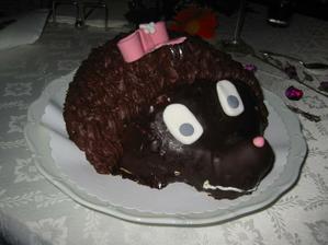 """svatební dort """"nevěsta"""""""