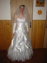 nevěsta je připravena