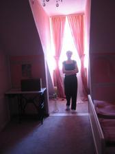 romantický pokojík