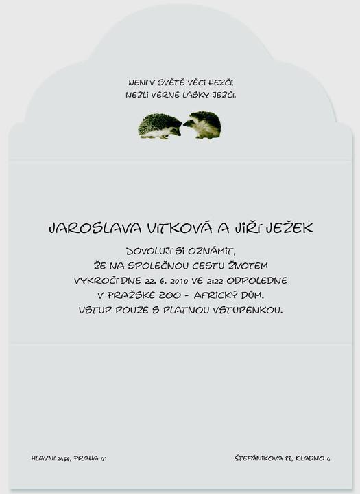 Jaroslava Vítková{{_AND_}}Jiří Ježek - už je to tady
