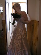 Příprava nevěsty ukončena