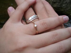 Zásnubní prstýnky