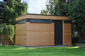Záhradný domček 4x2,5m,