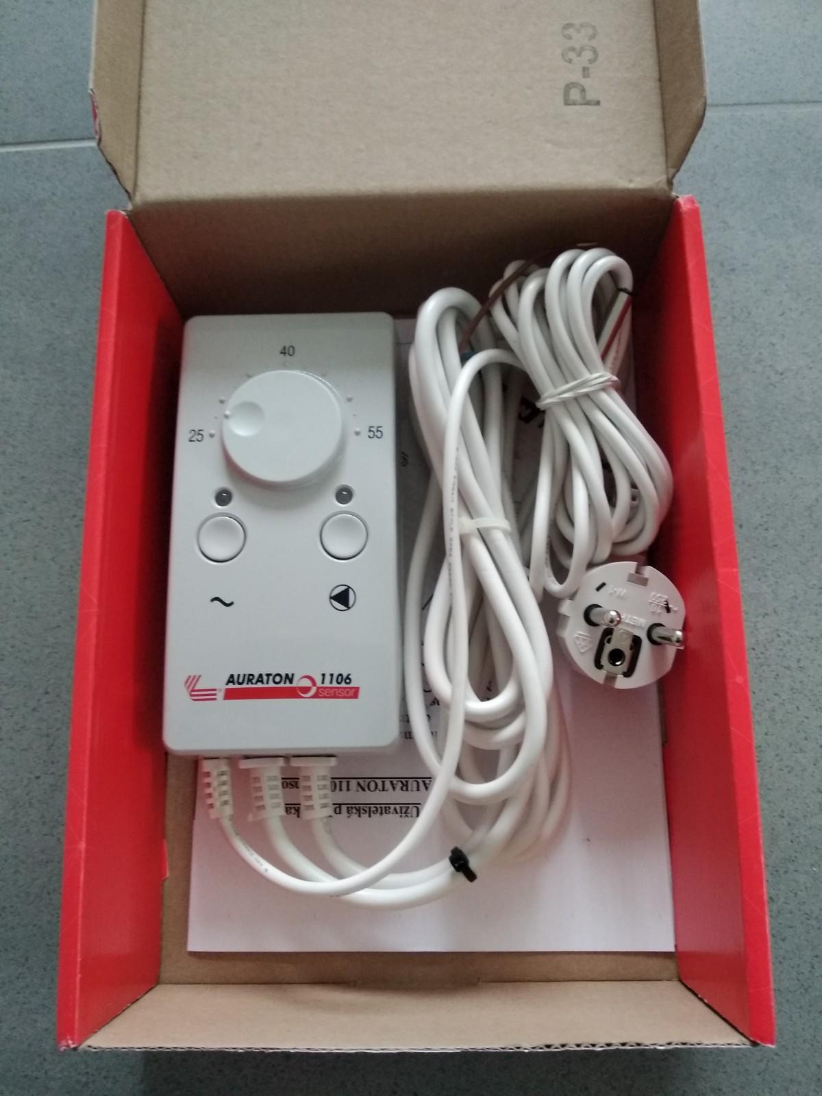 Elektronický termostat - Obrázek č. 1