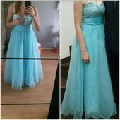 Plesove šaty, 38