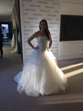 Princeznovské s velkou sukní
