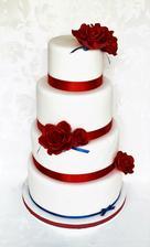 Náš krasný a vynikající dortík