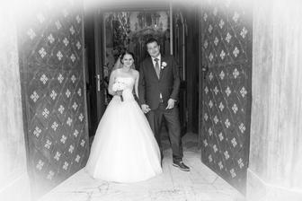 Novomanželé Krůtovi
