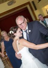 A tanec s tatínkem