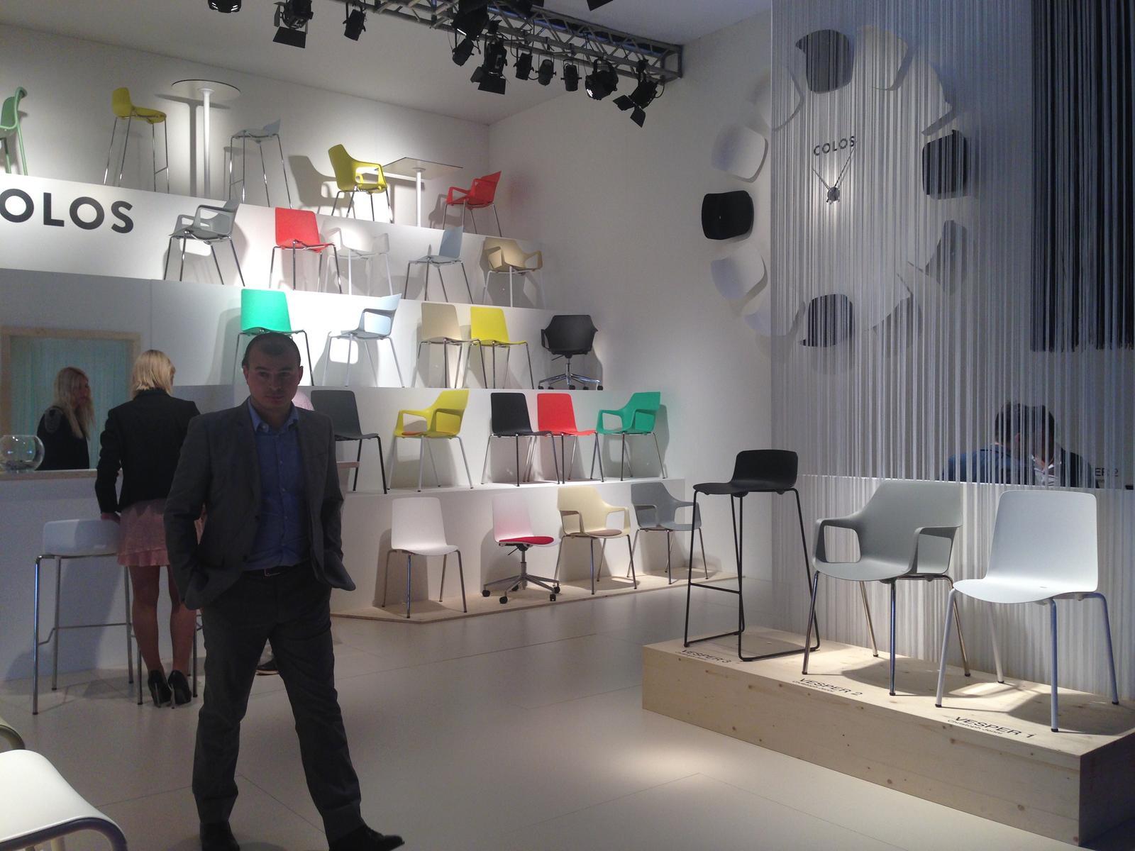 Milano - Salone del Mobile 2015 - Obrázek č. 4