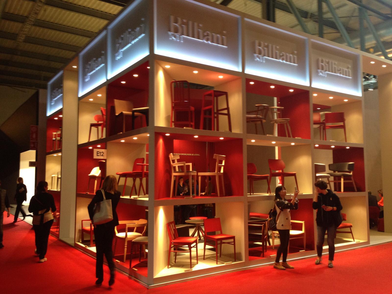 Milano - Salone del Mobile 2015 - Obrázek č. 20