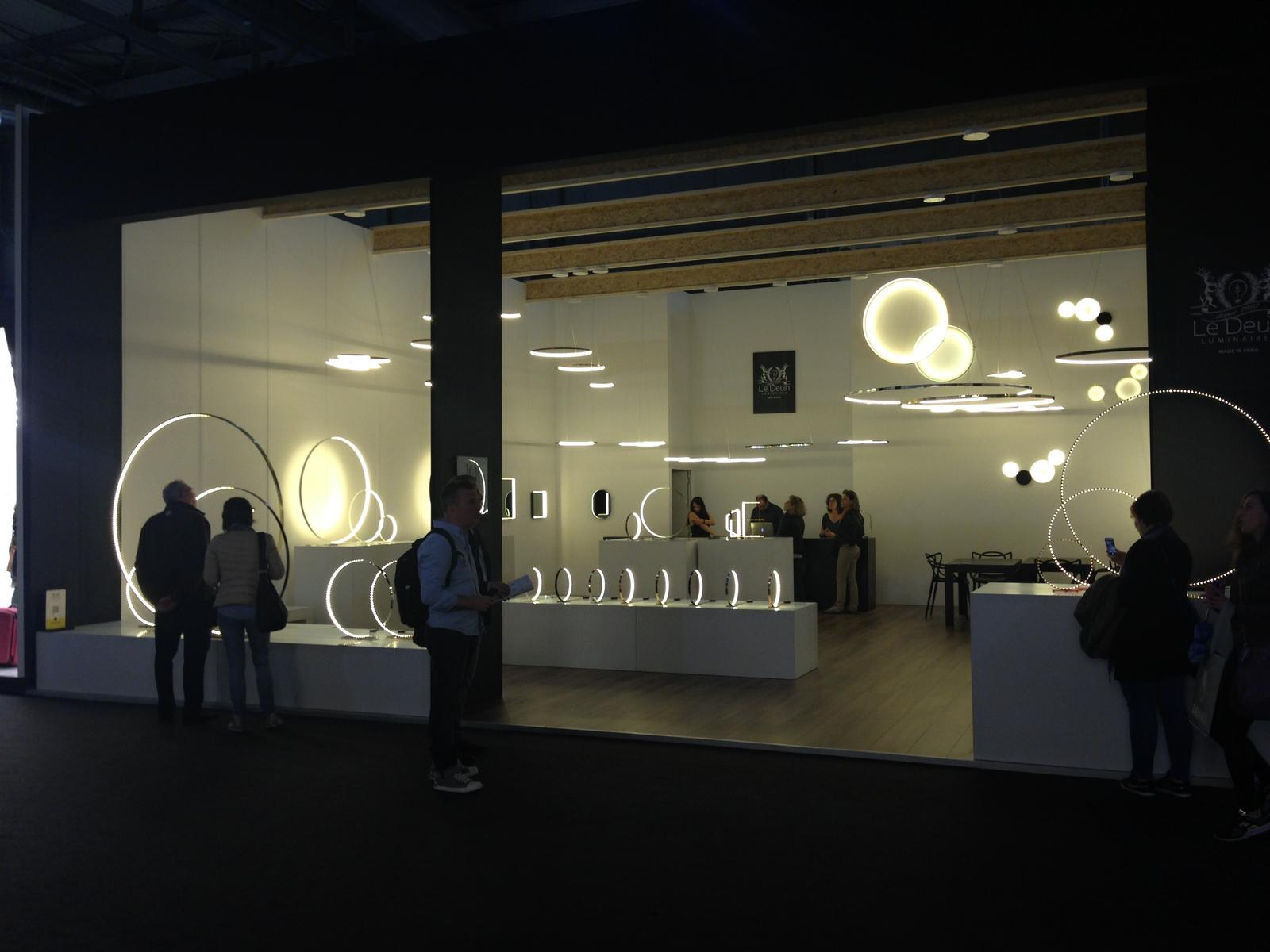 """Milano - Euroluce 2015, aneb """"Budiž světlo"""" - Obrázek č. 32"""