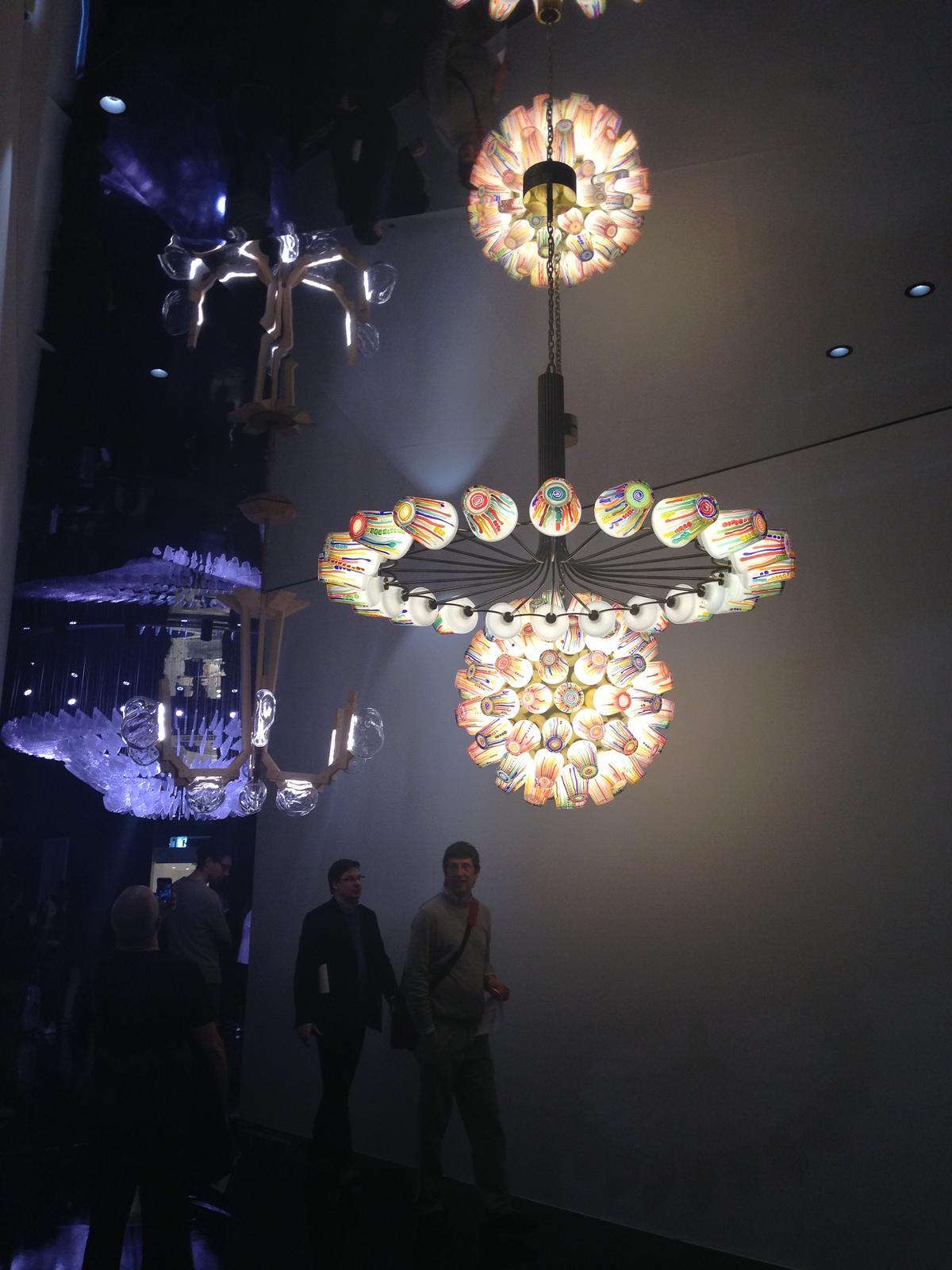 """Milano - Euroluce 2015, aneb """"Budiž světlo"""" - Obrázek č. 59"""