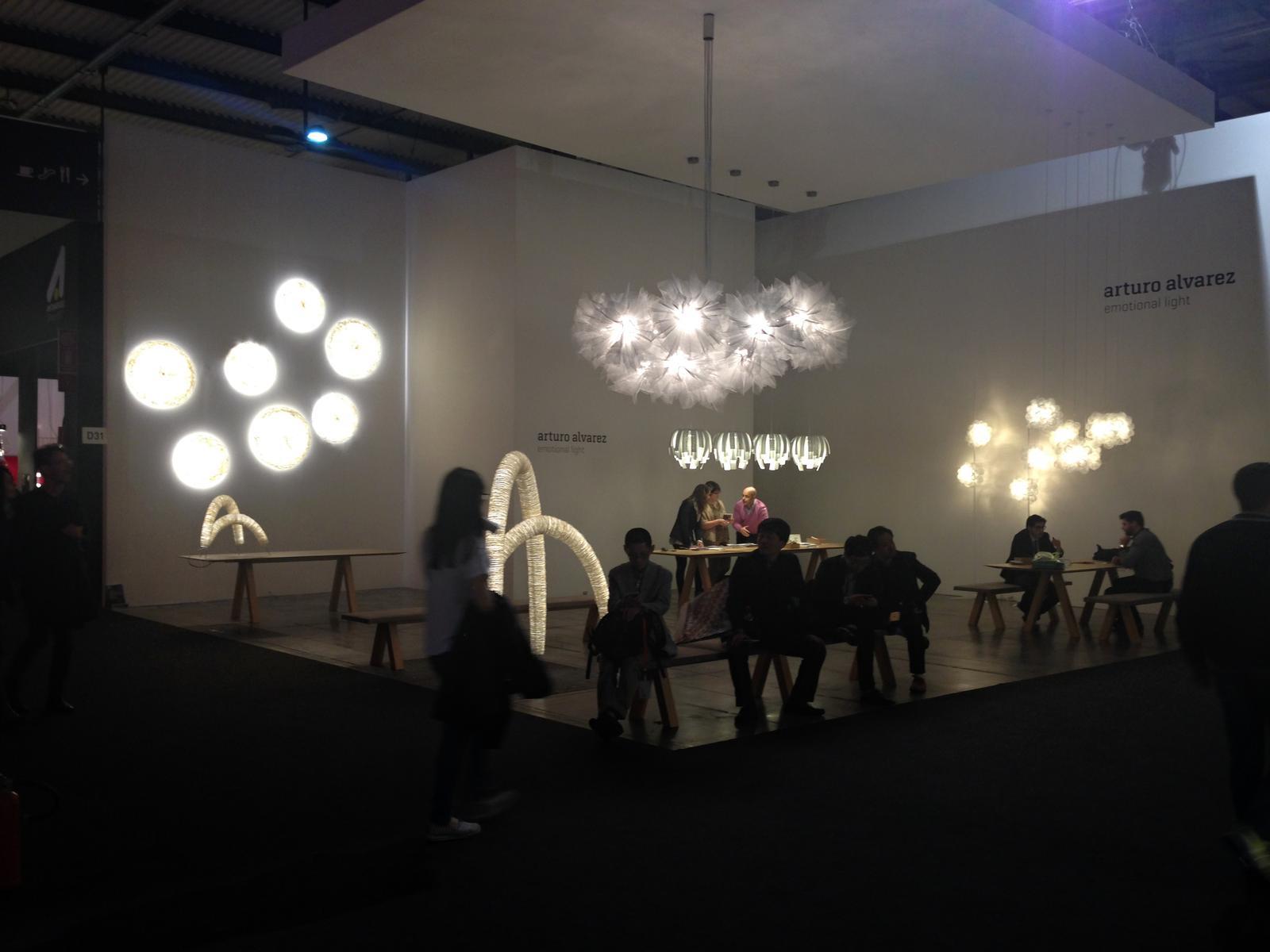 """Milano - Euroluce 2015, aneb """"Budiž světlo"""" - Obrázek č. 76"""