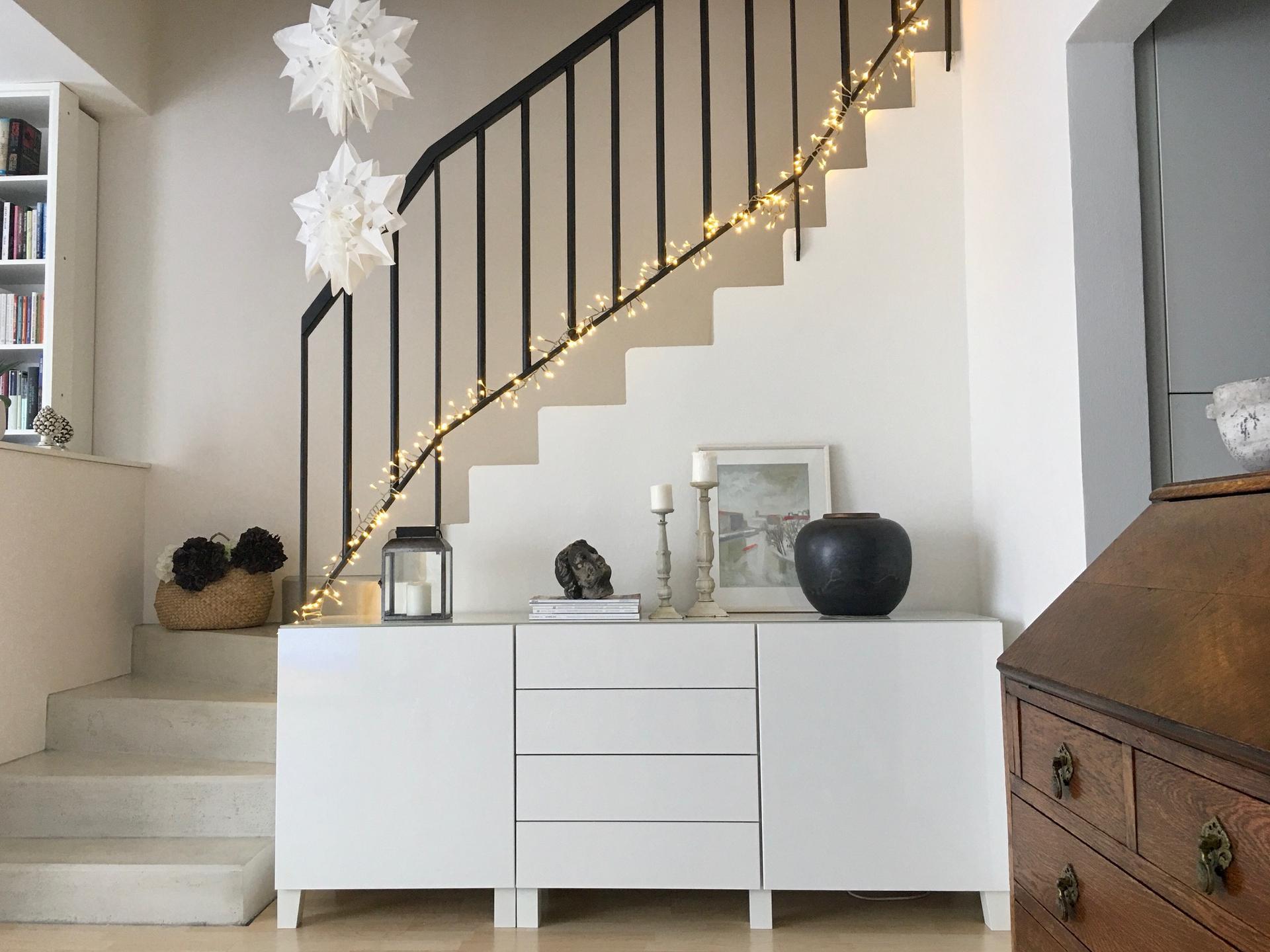 Renovace schodiště - H*O*T*O*V*O